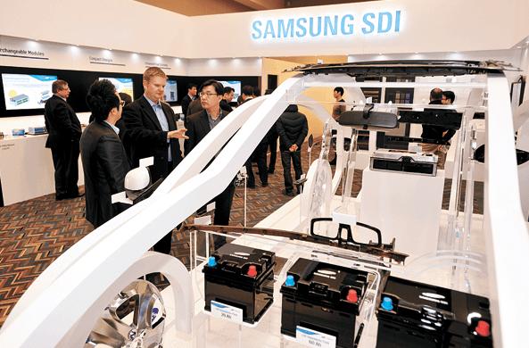 Baterias Samsung 1