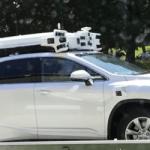 carro autônomo da Apple 1