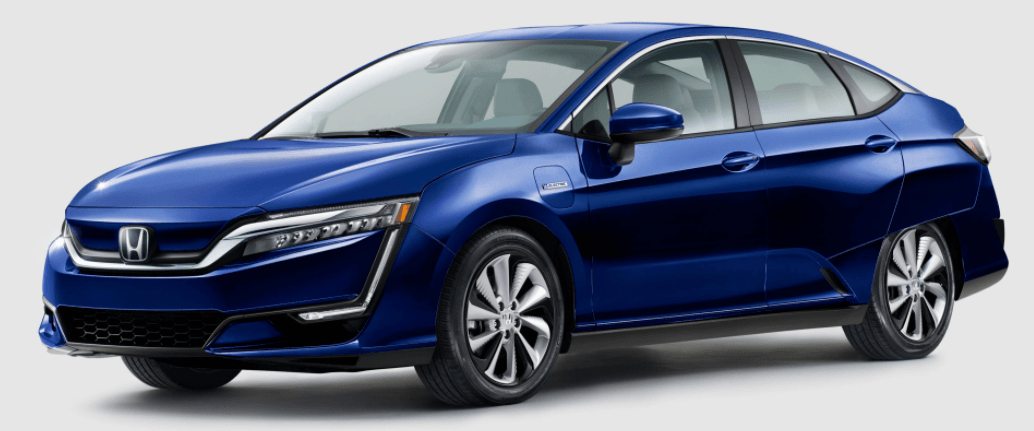 Carro elétrico da Honda 4