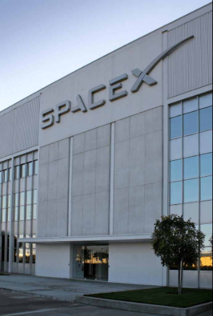 Fábrica SpaceX
