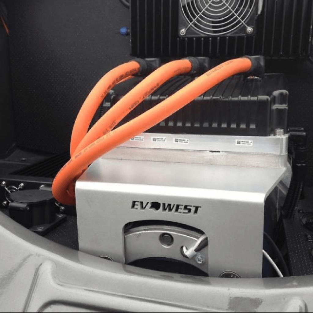 Fusca elétrico EV West Kit 2