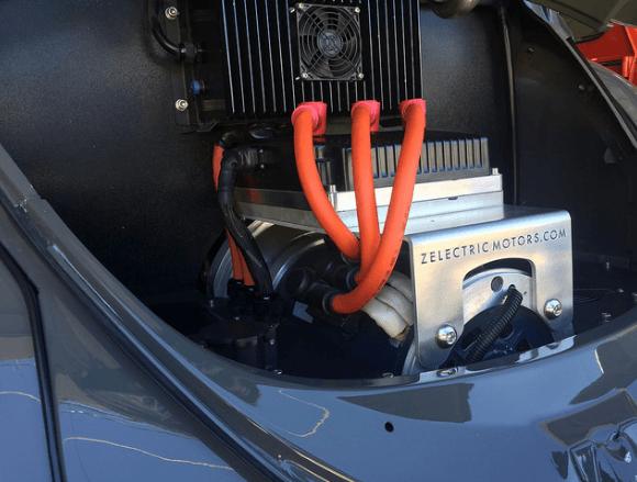 Fusca Zeletric Motor