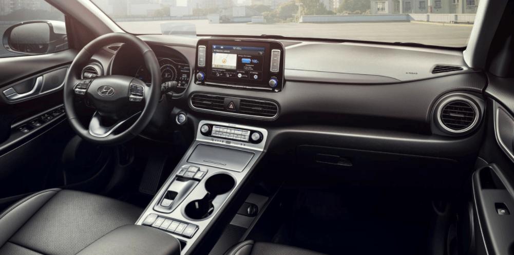 Hyundai Kauai 100% elétrico 2