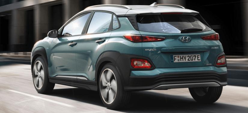 Hyundai Kauai 100% elétrico 3