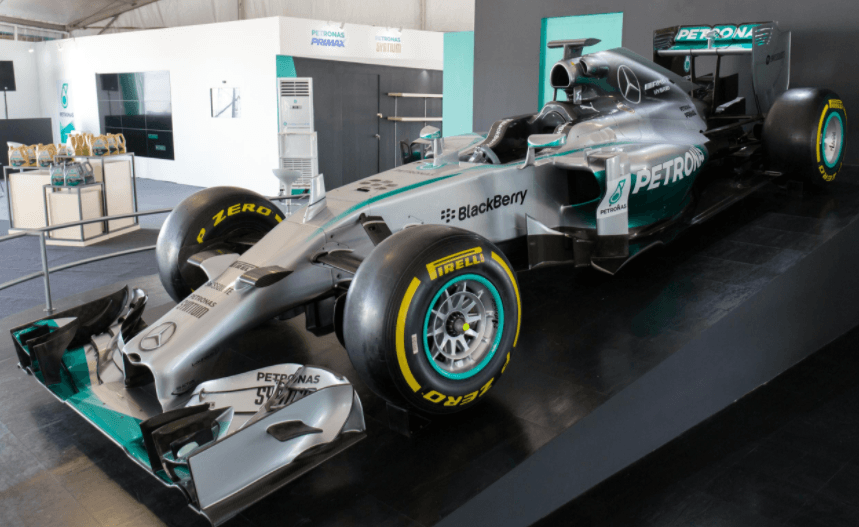 Formula 1 híbrido