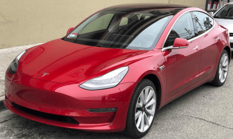 franz Model 3 - Tesla carro 35 mil dólares