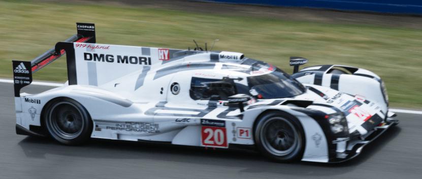 Le Mans Porsche 919