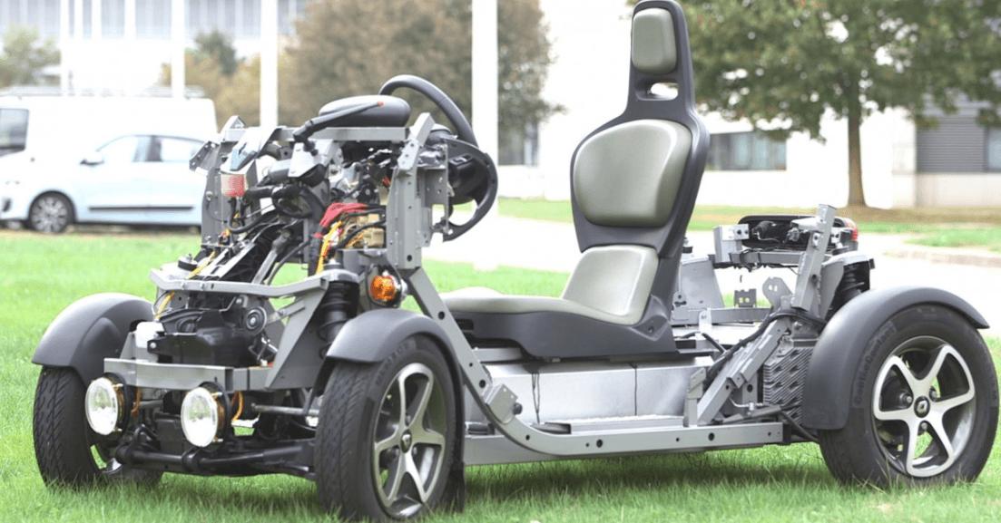 Carro open source Renault