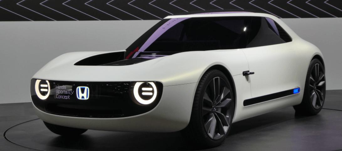 Carro elétrico da Honda 3