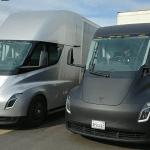Tesla Semi entrega gigafactory