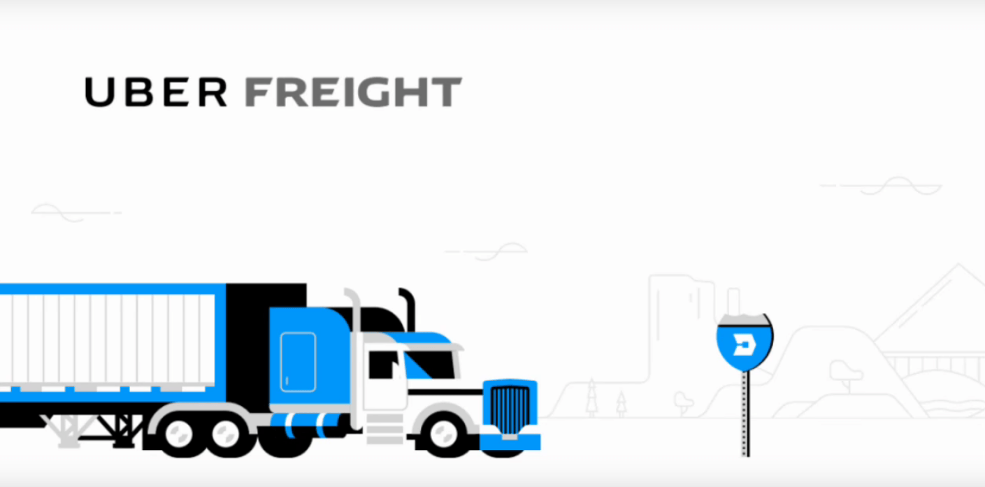 Uber Freight Site