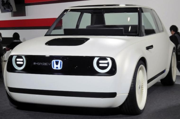 Carro elétrico da Honda Urban EV