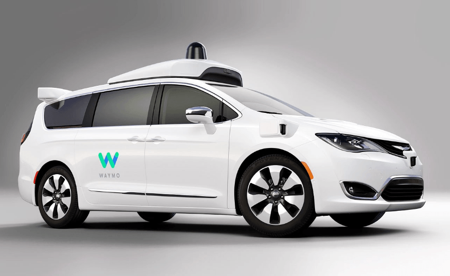 Waymo Chrysler