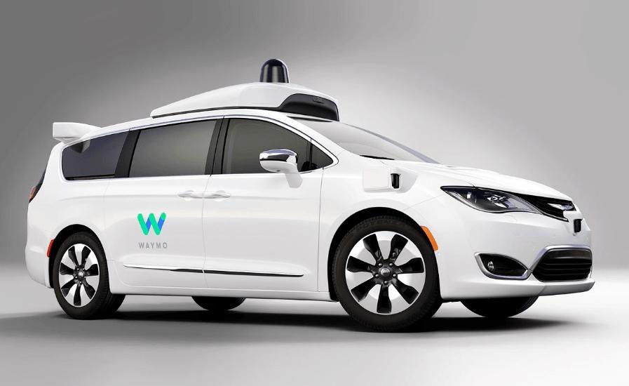 Carros Autônomos Waymo