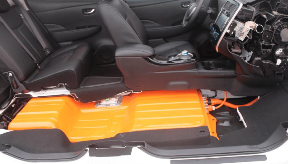 carro elétrico bateria