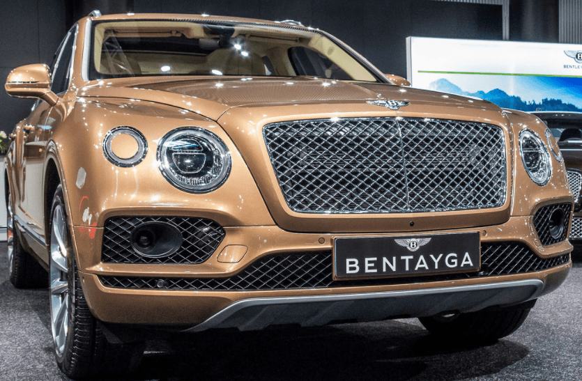 Bentley Bentayga 1
