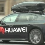 Huawei Carro controlado por smartphone