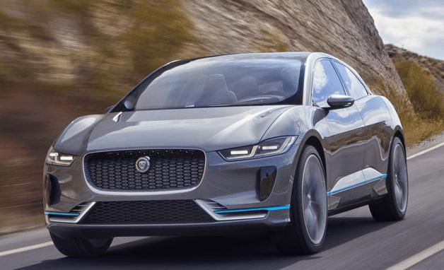 carro elétrico da Jaguar 2