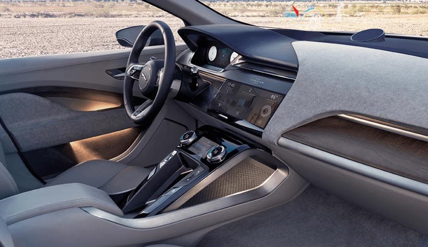 carro elétrico da Jaguar I-Pace