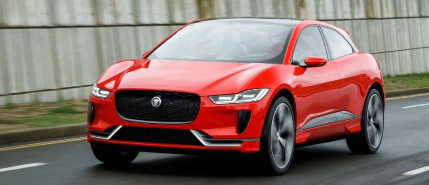 carro elétrico da Jaguar 1