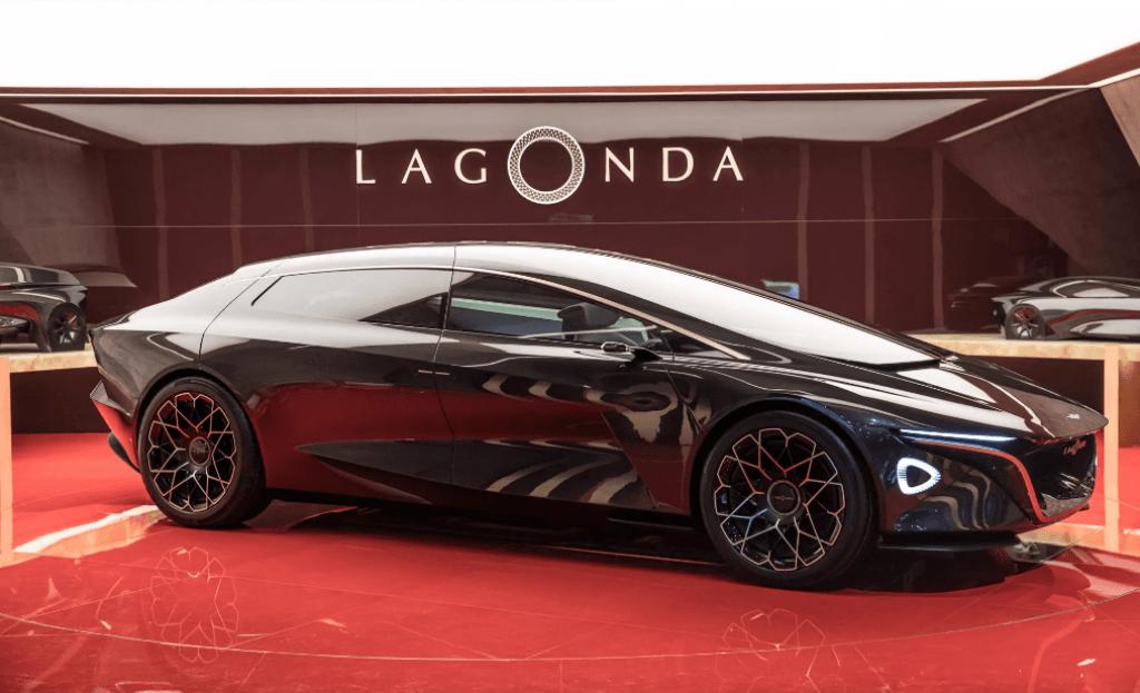 Aston Martin Conceito Lagonda