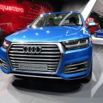 Audi Q7 e-tron quattro frente