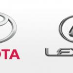 Logo Toyota LExus