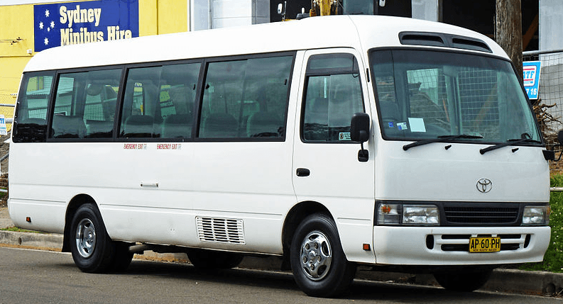Onibus Toyota