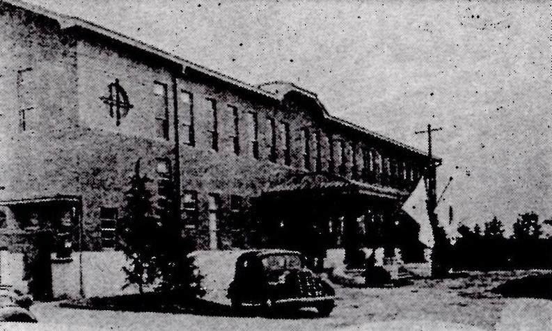 Toyota Fabrica 1945
