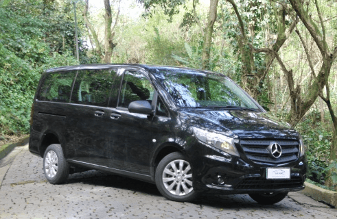 Mercedes- Benz Vito Tourer 119 2.0 turbo 16v