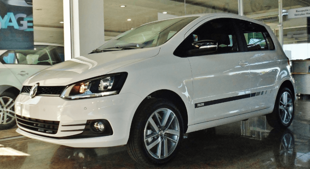 Volkswagem Fox Run 1.6 8v