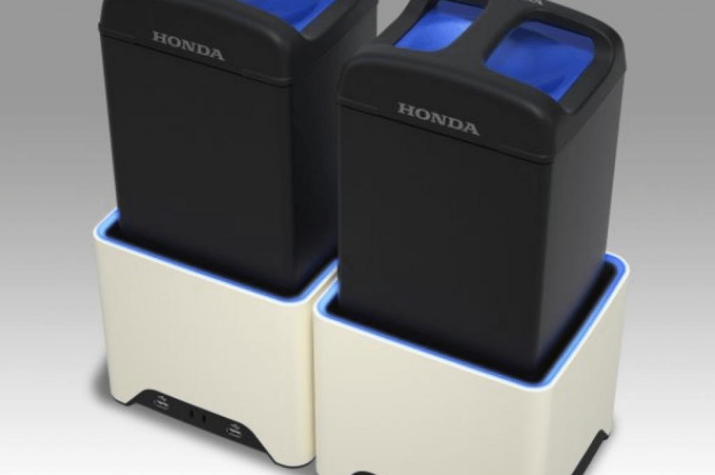 Honda PCX 2018 bateria