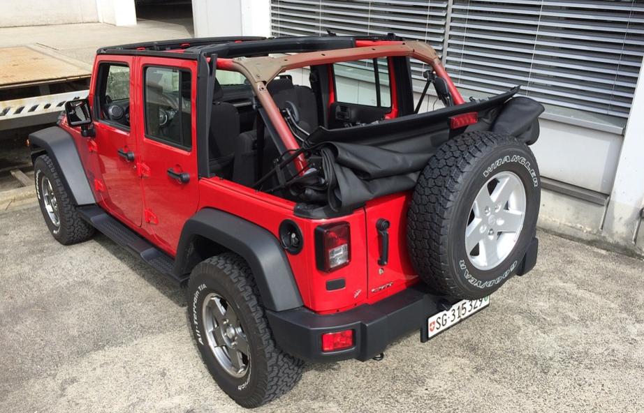 Jeep híbrido Wrangler 3