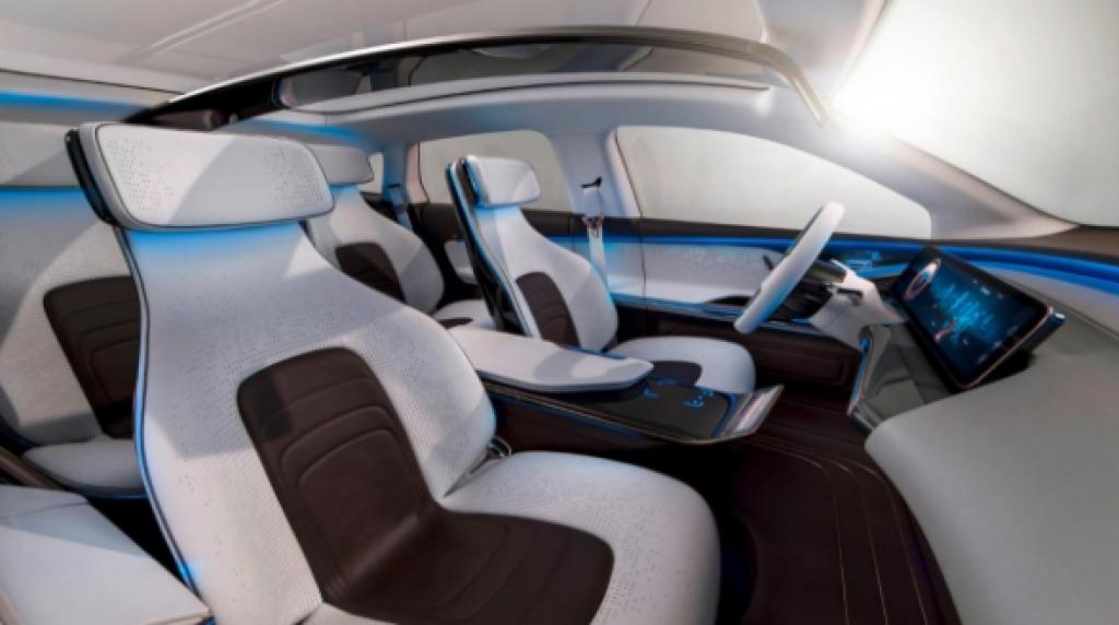 Mercedes Benz Concept EQ