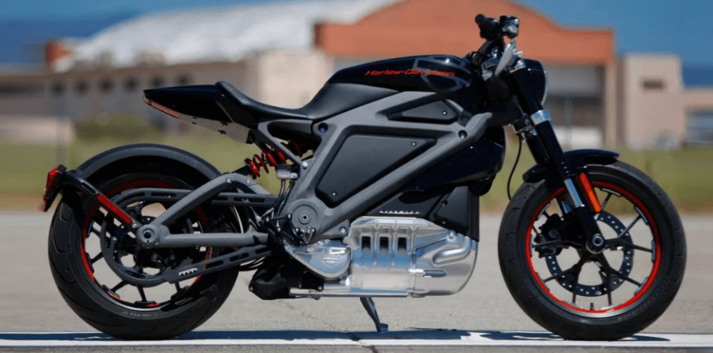 Moto Harley Davidson Elétrica