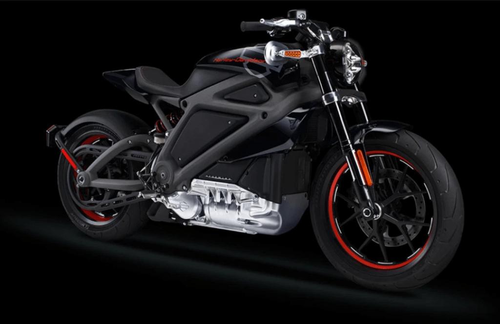 Moto Eletrica Harley Davidson Elétrica 2