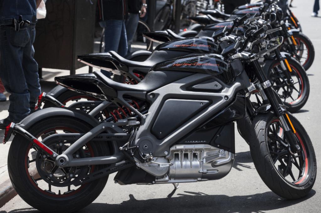 Moto Harley Davidson Elétrica LiveWire