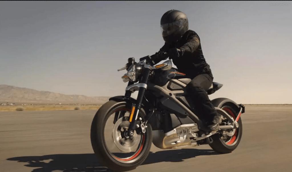 Moto Harley Davidson Elétrica 4