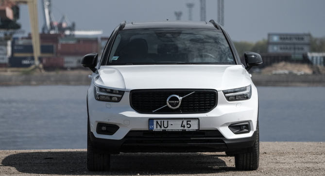Volvo Xc40 Pilot Assist