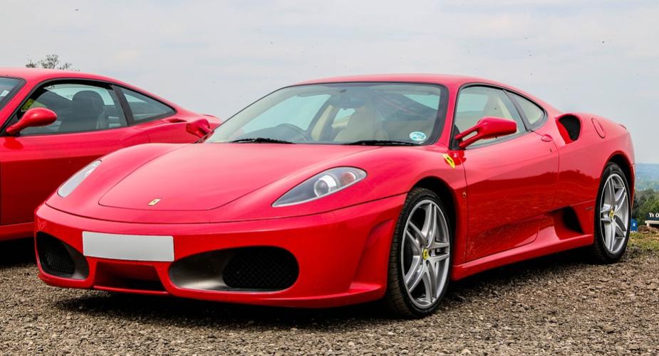 Ferrari elétrica 2