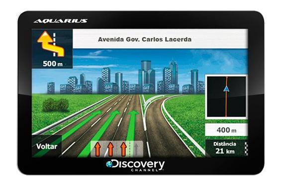 GPS Automotivo Aquarius Discovery