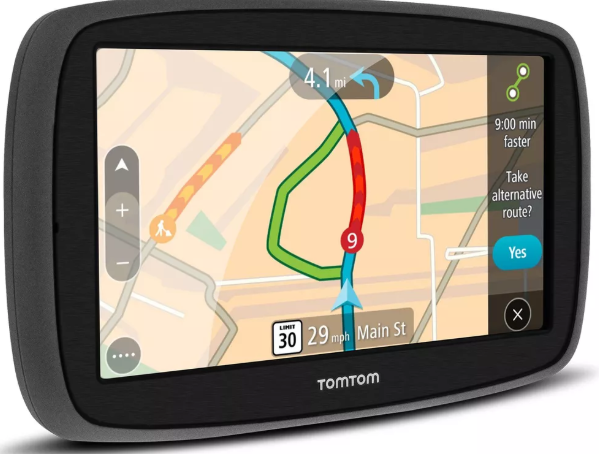 GPS carro tomtom 60b