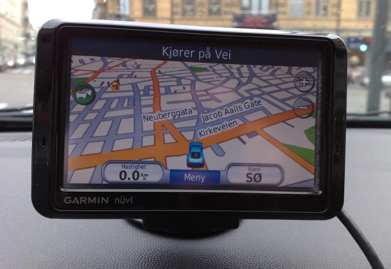 GPS automotivo 2