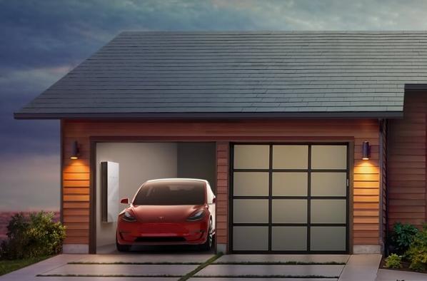 Garagem Tesla