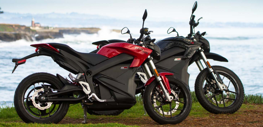 Motos elétricas Zero Motorcycle 1