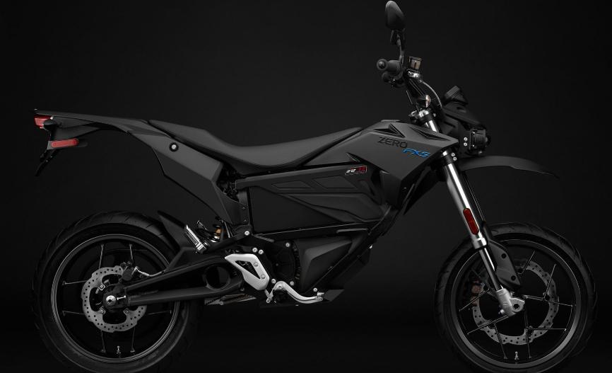 Motos elétricas Zero Motorcycle FXS