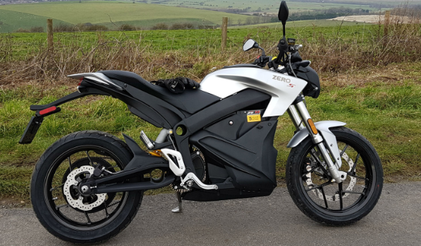 Motos elétricas Zero Motorcycles S