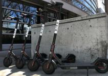 Bird scooter elétrica