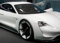Porsche Taycan EV 1