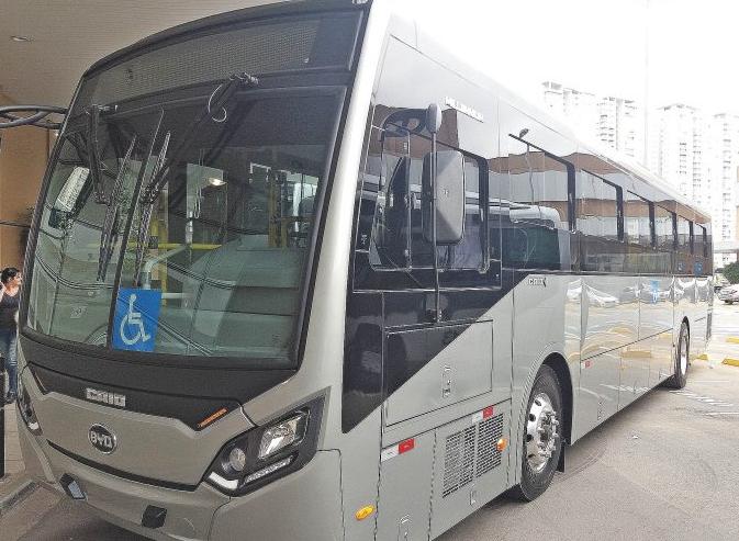 ônibus elétrico 3